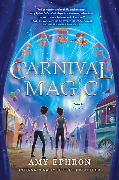 Carnival Magic Final Cover