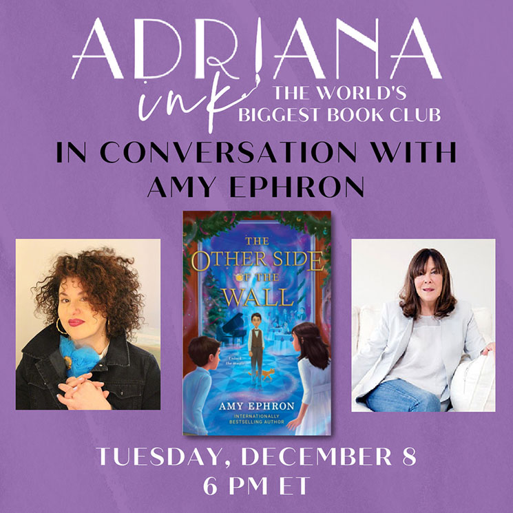 Adriana Ink: In Conversation with Amy Ephron